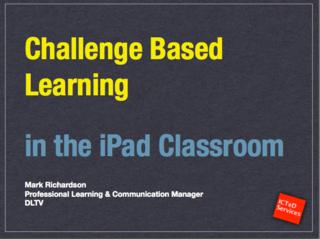 CBL & iPads