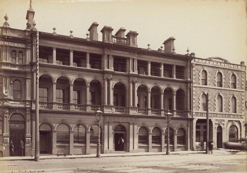 Port Phillip Club Hotel