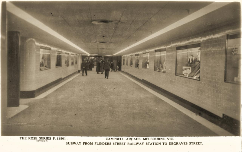 Campbell Arcade 1