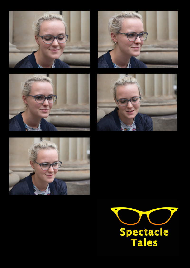 Sophie Contact Sheet